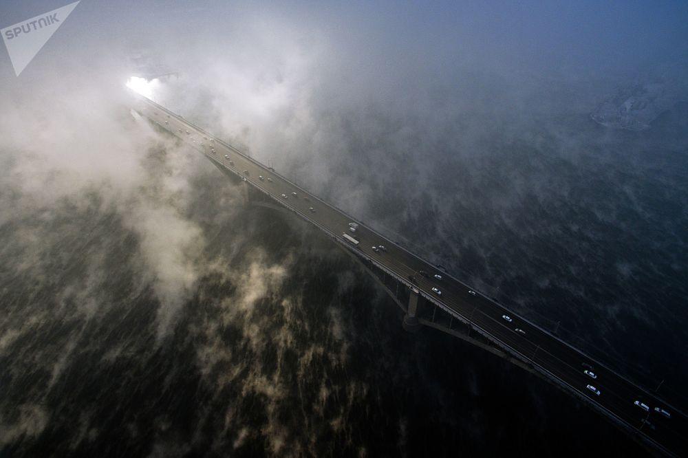 1036856823 1 - كراسنويارسك... الجسر المرعب فی  روسیا