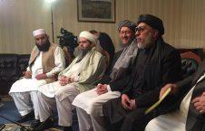 طالبان 226x145 - إنتهاء المفاوضات بين أمريكا وممثلي طالبان