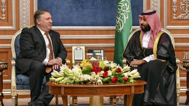 435 1 - سیذهب بومبيو إلى المملكة السعودية..واشنطن غير واثقة بالرواية السعودية