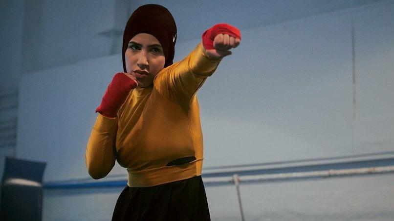 2 - الملاكمة المسلمة غيرت قوانين اللعبة في ألمانيا!