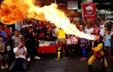 226x145 - إحتفالات بحلول رأس السنة القمرية الصينية الجديدة في شوارع مانيلا، الفلبين 5 فبراير/ شباط 2019