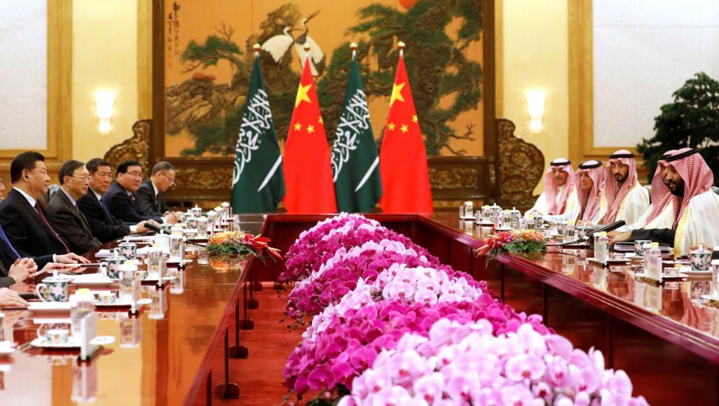 580 - إختتام زيارة بن سلمان إلى الصين..إحباط آمال مسلمي الإيغور