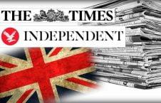 هكذا تناولت الصحف البريطانيا موضوع إشتعال الحرب في ليبيا