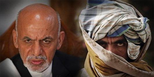 طالبان 3 - 42 بالمئة من الشعب الأفغاني يعتقدون بإستحالة مصالحة طالبان مع الحكومة الأفغانية