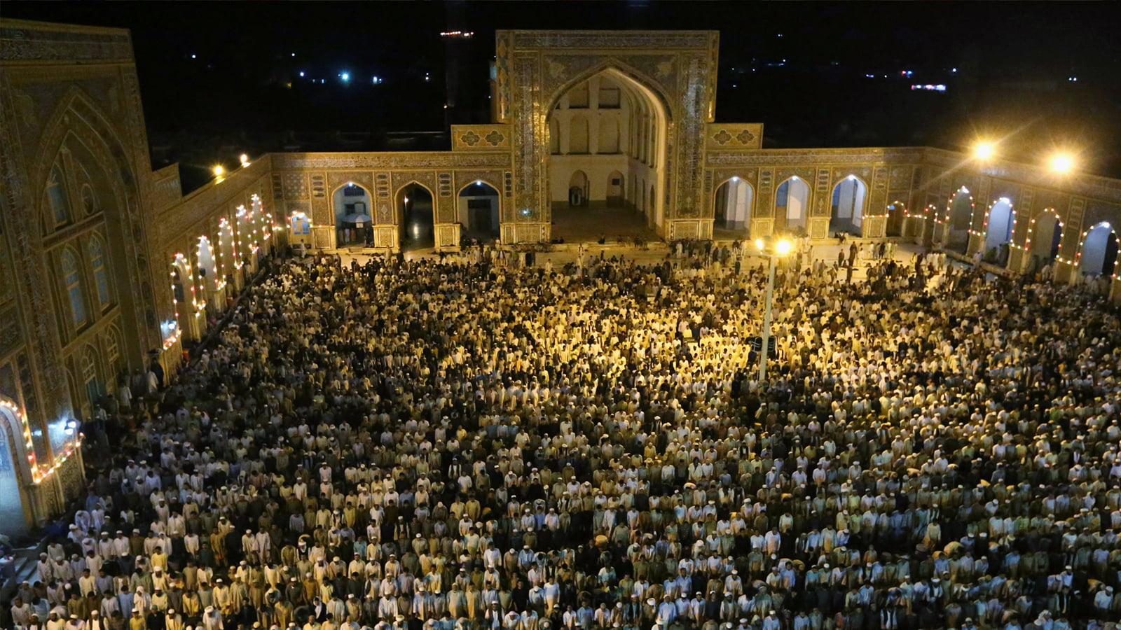 .jpg - ليالي رمضان..نبذة تاريخية عن صلاة التراويح المحببة