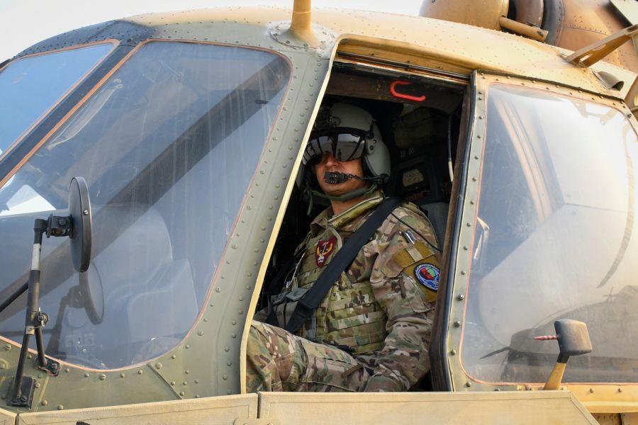 الطيار - فقدان عدة من الطيارين الأفغان في الولايات المتحدة
