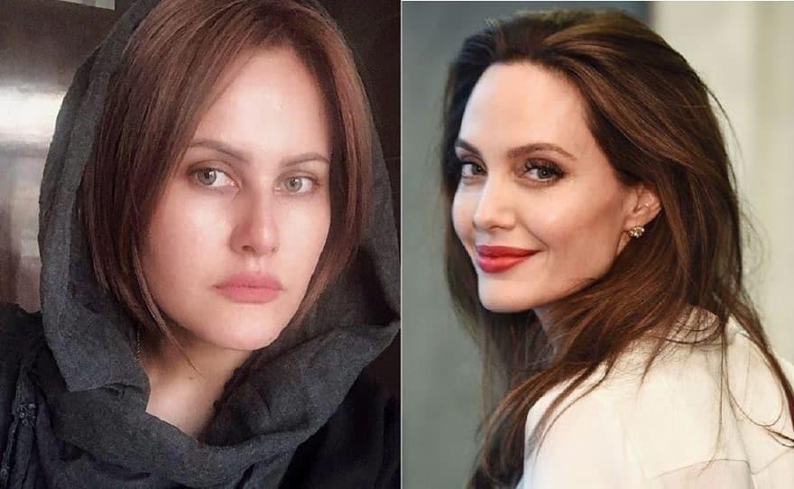 60400886 10157445342706802 6667809858001043456 n - الدكتورة صحراء كريمي مديرة لأفغان فلم..رسالة أنجلينا جولي