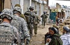 أمريكا 226x145 - أمريكا تسعى لخفض عدد قواتها العسكرية في أفغانستان