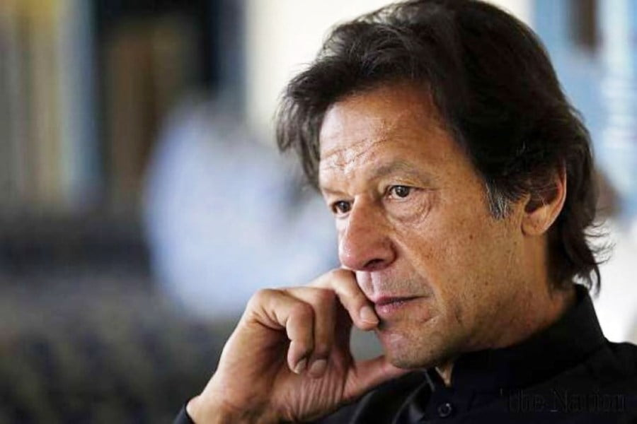 عمران خان 1 - عمران خان: لا نريد أن نكرر أخطائنا الماضية !