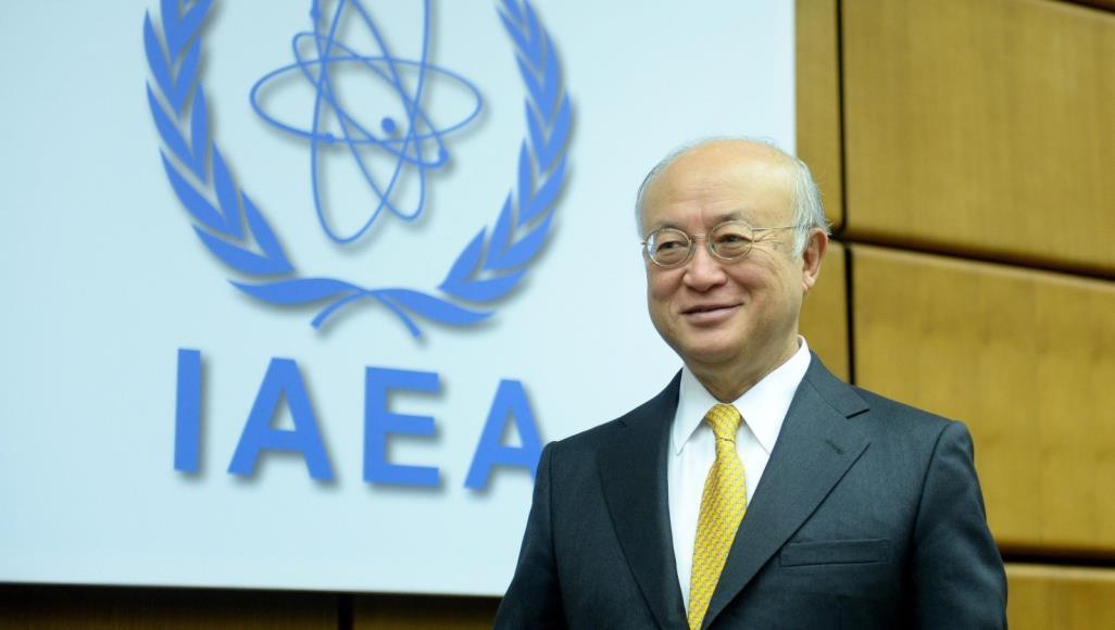أمانو - وفاة مدير الوكالة الدولية للطاقة الذرية
