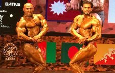 المنتخب الوگنی لکال الآجسام 226x145 - حصل المنتخب الأفغاني على المركز الأول في بطولات جنوب أسيا.. الصور