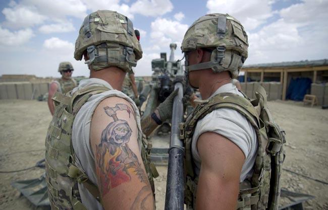 امریکا عسکر - معلومات عن قتل جندي أمريكي في شمال أفغانستان