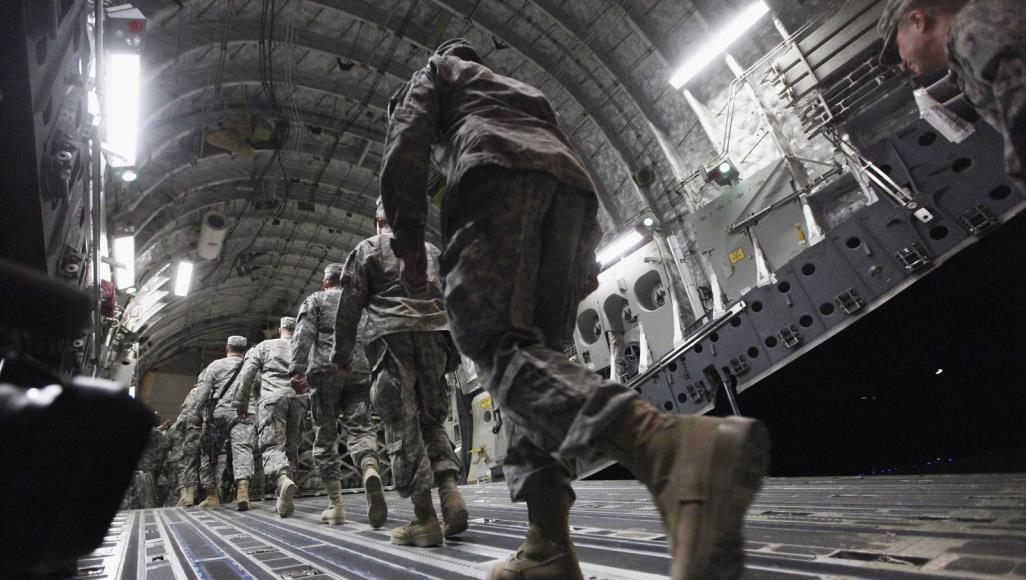 جنود - معلومات عن حضور القوات الأمريكية في السعودية