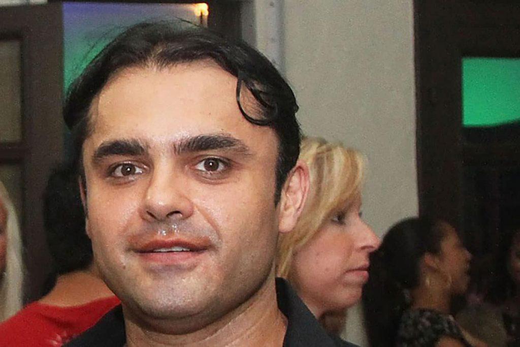 حامد وردك - إبن الوزير السابق الأفغاني تحرش بعارضة الأزياء الأمريكية