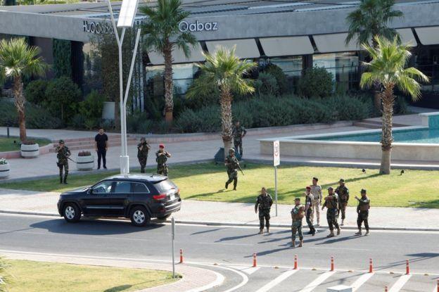 دبلوماسي تركي - مقتل دبلوماسي تركي في هجوم بكردستان العراق