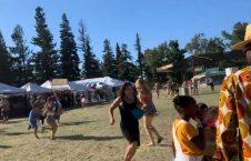 3 قتلى بإطلاق نار في مهرجان بكاليفورنيا