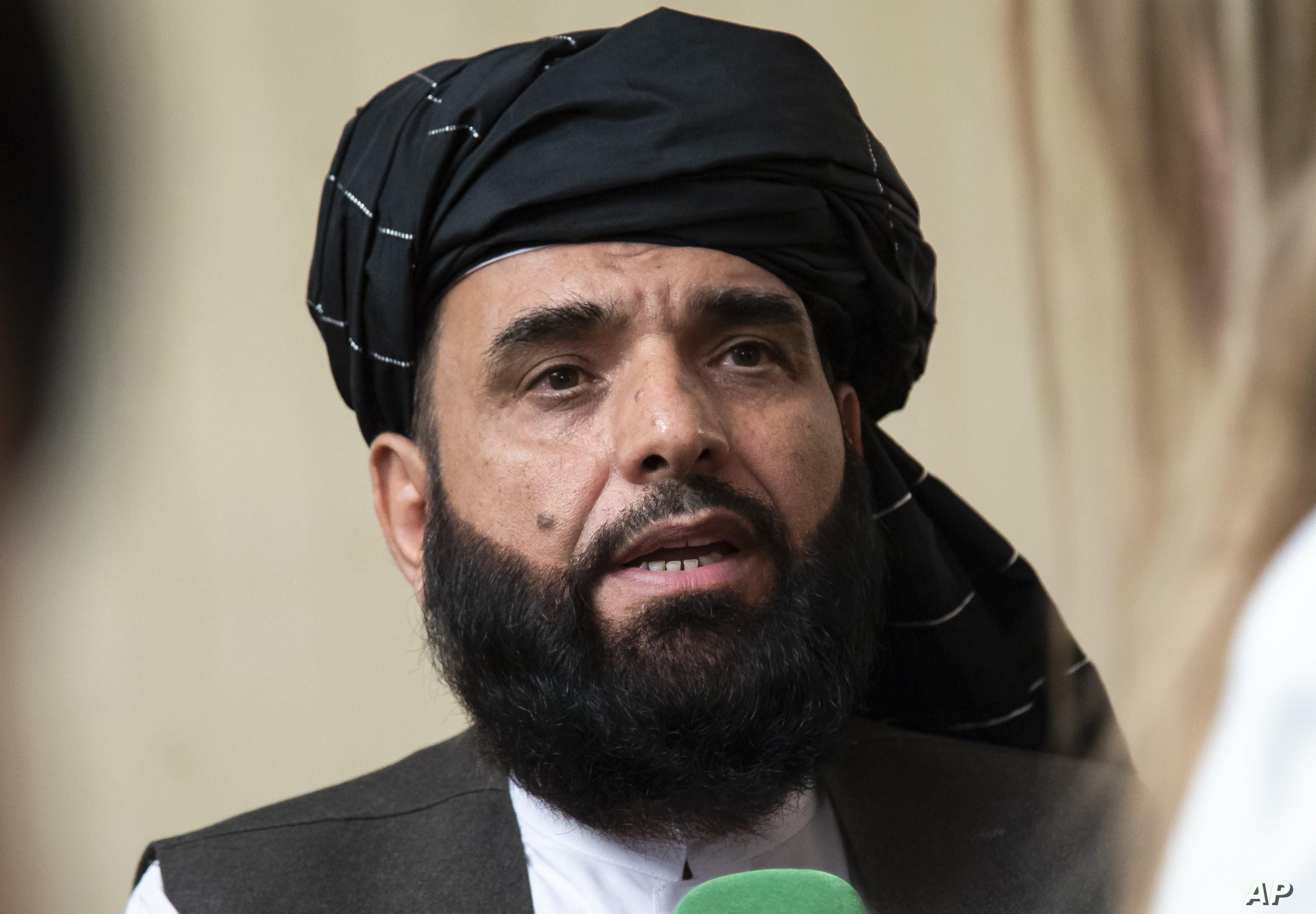 سهيل شاهين - متحدث طالبان: التوافق الوشيك بين الحركة وواشنطن