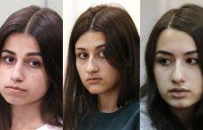 ثلالث مراهقات قتلن والدهن الذي تحرش بهن طوال سنوات