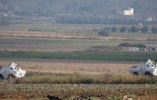 الحدود 226x145 - بعد مواجهات الأمس.. منطاد تجسس وطائرات استطلاع إسرائيلية تحلق على حدود لبنان