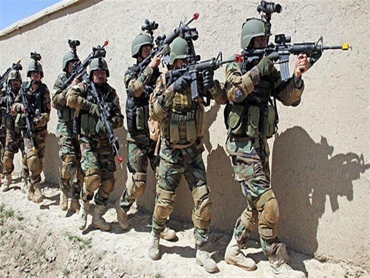 القوات الخاصة الأفغانية - عملیات تطهير في ولاية باجلان من قبل القوات الأمنية
