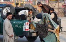 طالبان 226x145 - تزامنا مع زيارة المبعوث الأميريكي إلى أفغانستان..عشرات قتلى وجرحى إثر تفجيرات تتبناها طالبان