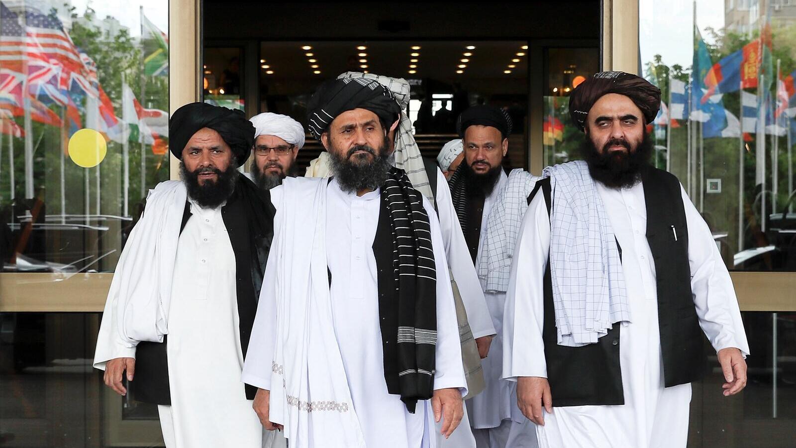 وفد طالبان - وفد من طالبان يزور روسيا..إستئناف المفاوضات بين موسكو وطالبان