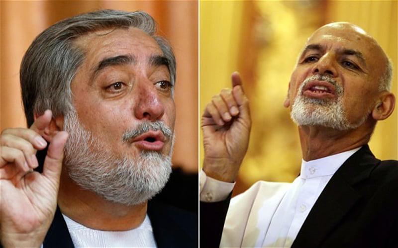 اشرف غنی عبدالله - تأثير إنتصار القياديين في الحكومة الأفغانية على التوترات السياسية في البلاد