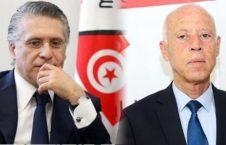التونسيين 226x145 - الانتخابات التونسية: الناخبون يدلون بأصواتهم في جولة الإعادة الحاسمة في الانتخابات الرئاسية