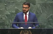 محب  226x145 - تهديد حركة طالبان وحماتها الأجانب من قبل حمدالله محب في الأمم المتحدة