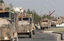 تركيا 226x145 - ماذا يحدث في شمال سوريا بعد الهجوم التركي العنيف على الأكراد