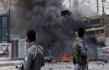 مقتل 4 باكستانيين في انفجار قنبلة جنوب شرق أفغانستان