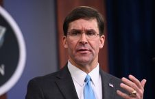 الدفاع الأمريكي 226x145 - أول تعليق من وزير الدفاع الأمريكي بعد عفو ترامب عن ضباط متهمين بارتكاب جرائم