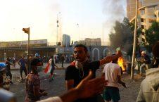 سقوط الضحايا وإستمرار المظاهرات في العراق..بيان الحكومة العراقية