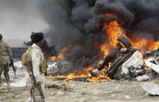 الشعبي 226x145 - عشرات قتلى و جرحى إثر الغارات الأمريكية على مواقع للحشد الشعبي في العراق