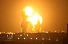 انفجارات في قاعدة عين الأسد في الأنبار 226x145 - الهجوم الصاروخي الإيراني على القا عدتين العسكريتين في العراق