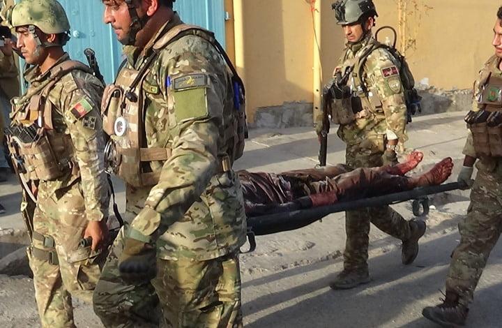 8201814101118467 - مقتل ثمانية جنود بهجوم مسلّح شمال أفغانستان
