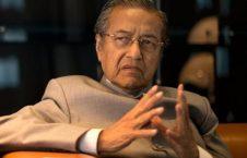 استقالة مهاتير محمد من رئاسة وزراء ماليزيا