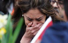 """3305292 امرأة تبكي أمام النصب التذكارى 226x145 - بعد تفشي كورونا إرتفاع نسبة العنف الأسري في """"كندا"""" 30 بالمئة"""
