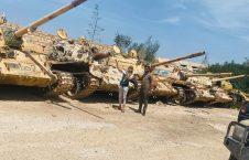 420201465459385 226x145 - تقدم قوات الوفاق الوطني والسيطرة على أسلحة إماراتية ومصرية