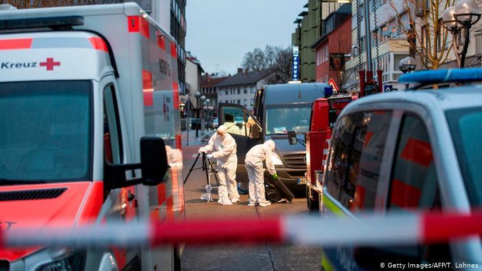 52441551 303 - إصابة 4 فى حادثة طعن قرب فرانكفورت