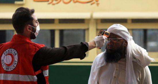 54646445645645 550x295 - إجمالى عدد الإصابات بكورونا في باكستان تجاوز 13 ألف