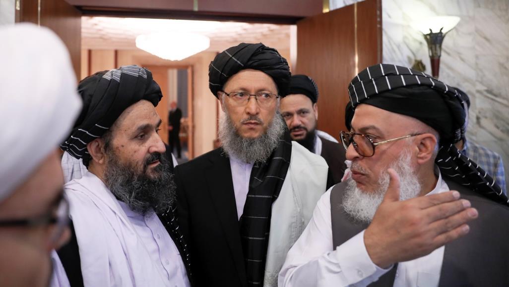 580 5 - حركة طالبان: الحكومة تضع العقبات أمام السلام