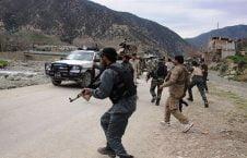 لطالبان يودي بـ16 جندي أفغاني 226x145 - إستمرار هجمات طالبان على القوات الأمنية..مقتل 8 حراس أمنيين
