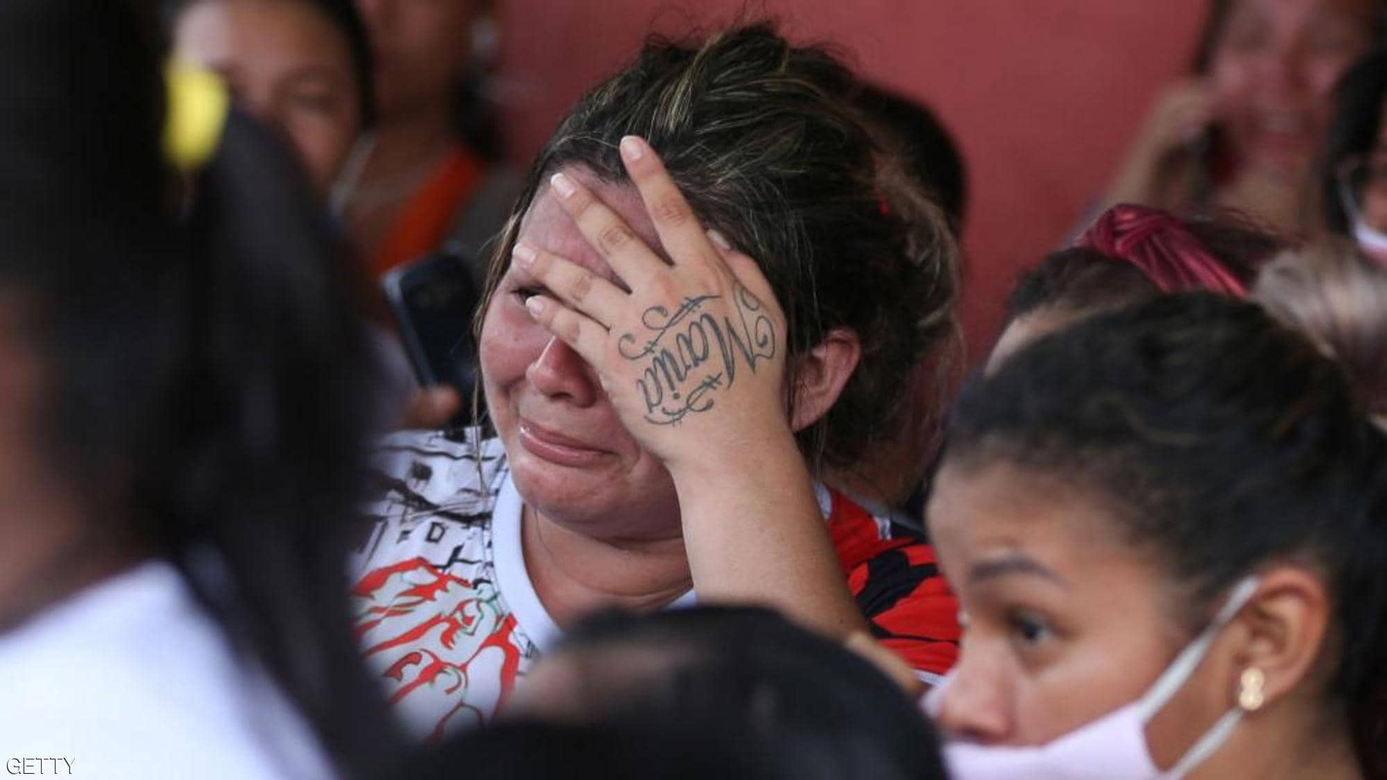 1 1341365 - محاولة جريئة للهروب من سجن برازيلي
