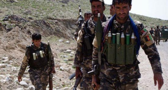 567 550x295 - مقتل وإصابة 11 شخصا من قوات الأمن خلال الإشتباكات مع طالبان