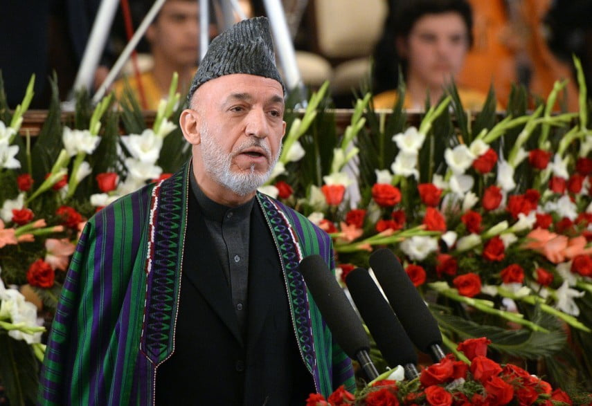 Karzai e1430592031518 615x300@2x - We need a roadmap for peace on basis of mutual cooperation: Karzai