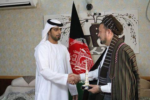 photo 2018 07 15 12 38 04 - Acting Head of UAE Embassy Meets with Mohaqiq