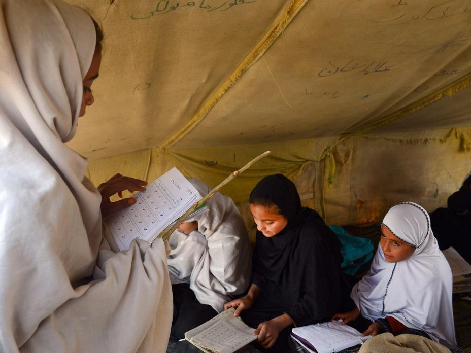 photo 2018 07 15 14 47 02 - Over 3.5 million Afghan Children Missing right to Education: Save the Children