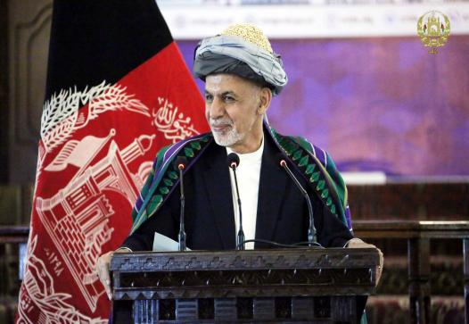 38857347 1786285934780974 2286326892569034752 o - War in Afghanistan has no religious justification: Ghani