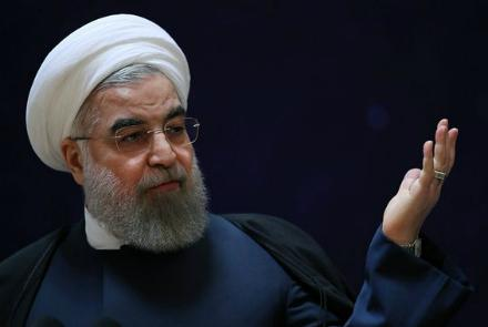 rouhani 1 - Iran To Develop Military To Guard Against 'Other Powers'